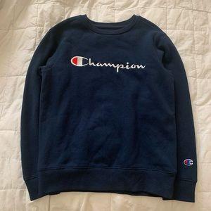 Champion Boys Fleece Sweatshirt